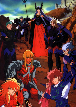 Knights of the Zodiac/Saint Seiya